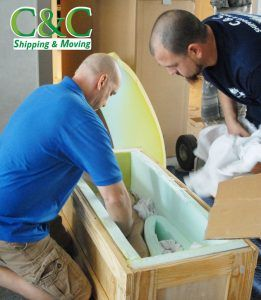 Packing and Moving Companies by C&C Shipping